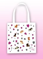 'Puppy Love' Tote Bag