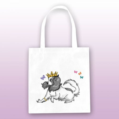 Coco and the Butterfly Tote Bag