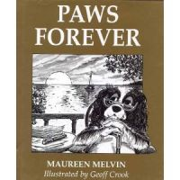 Paws Forever by Maureen Melvin