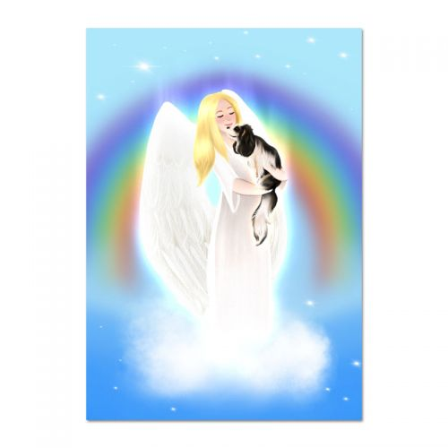 Rainbow Bridge Angel