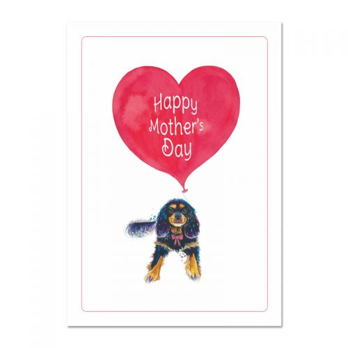My Big Balloon Mother's Day Card