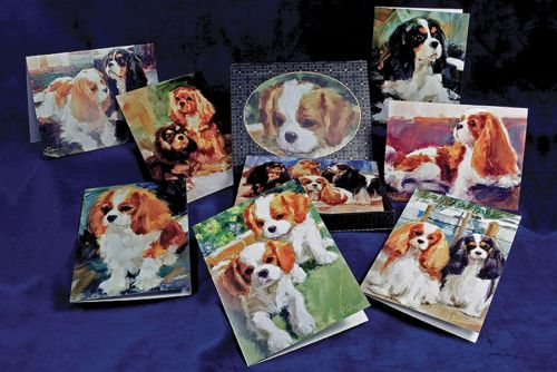 Lindsey Bittner Graham Cavalier Cards Boxed Set