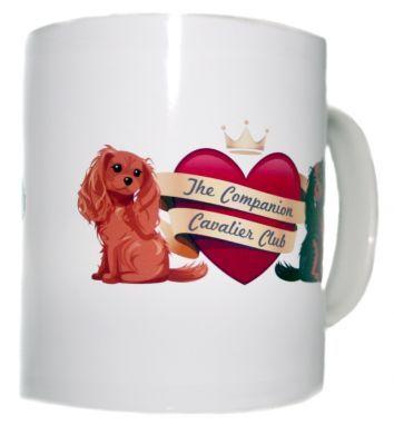 Companion Club Mug