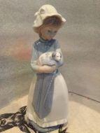 Nao by Lladro 'Sweet Girl' Figurine