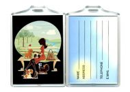 Four Seasons Luggage Tag