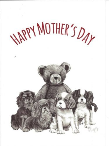 Mother's Day Teddy Card
