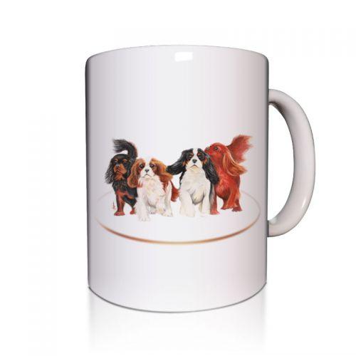 I Love You Cavalier Walk Mug