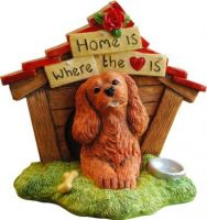 Home Sweet Home Cavalier Ornaments