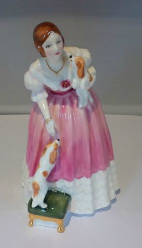 Royal Doulton 'Queens of The Realm' Worldwide Limited Edition of 5000