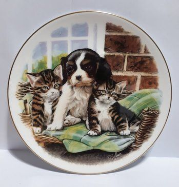 Royal Albert Collectors Plate