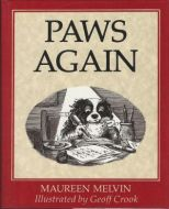 Paws Again by Maureen Melvin