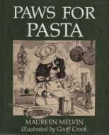 Paws for Pasta by Maureen Melvin
