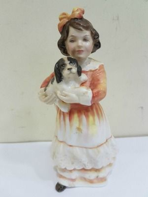 Royal Doulton Figurine 'Faithful Friend'