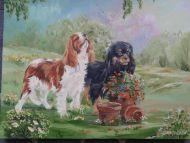 Sandra Coen Painting