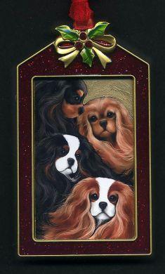 Christmas Cavaliers