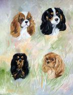 Sandra Coen Oil Painting