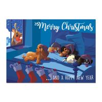 Christmas Eve Sleeping Beauties - 5 Pack