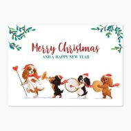 Merry Band of Cavaliers (A6 Packs/A5 Singles_