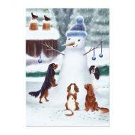 The Snowman's Friends (A6 Packs/A5 Singles)