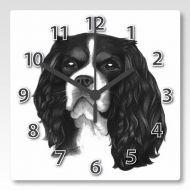 Tricolour Clock
