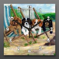 Beach Boys Clock