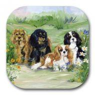 Flower Girls Coaster