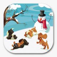 Snowman's Land Coaster