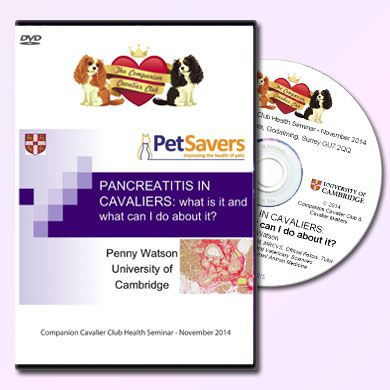 Health Seminar DVD - Pancreatitis