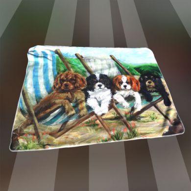 Puppy Blanket Beach Boys