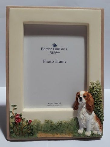 Ceramic Blenheim Photo Frame
