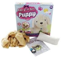 Make your own Plush Dog Teddy Kit