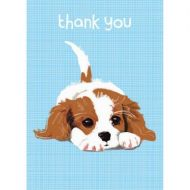 'A Cavalier Thanks You' Notelets