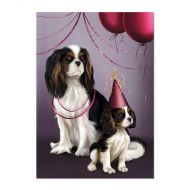 Celebrations Cavalier Card A5