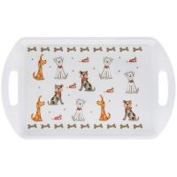 Dog Tea Tray
