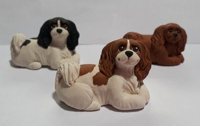 Cavalier Cake Toppers