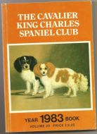 The Cavalier King Charles Spaniel Club Year Book 1983