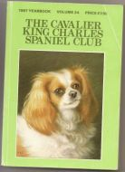 The Cavalier King Charles Spaniel Club Year Book 1987