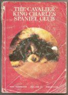 The Cavalier King Charles Spaniel Club Year Book 1988