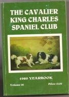 The Cavalier King Charles Spaniel Club Year Book 1989