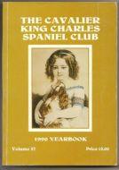 The Cavalier King Charles Spaniel Club Year Book 1990