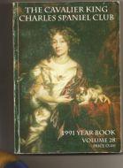 The Cavalier King Charles Spaniel Club Year Book 1991