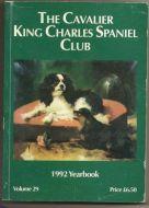 The Cavalier King Charles Spaniel Club Year Book 1992