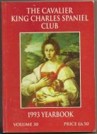 The Cavalier King Charles Spaniel Club Year Book 1993