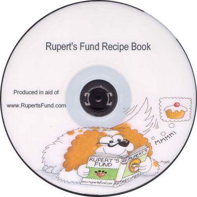 Dog Food Recipes on CD