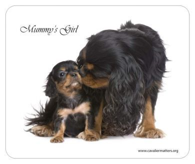 Mummy's Girl Mouse Mat