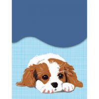 Blenheim Cavalier Mini notepad