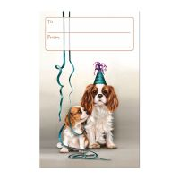 Celebrations Cavaliers Gift Label