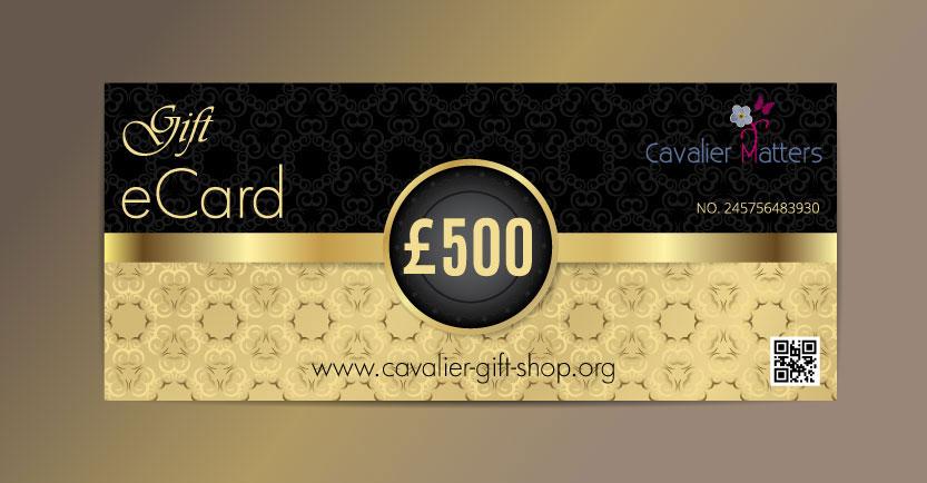 Cavalier Gift Card